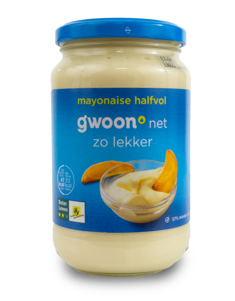 Gwoon Gwoon Mayo Half Fat 350g
