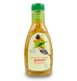 Gwoon Salad Dressing Natural 450ml