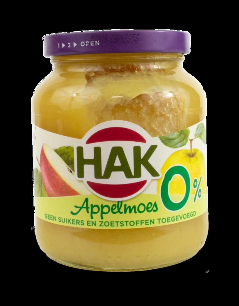 Hak Hak Applemoes 0% Sugar 350g