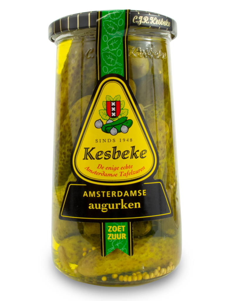 Kesbeke Kesbeke Pickles 720ml
