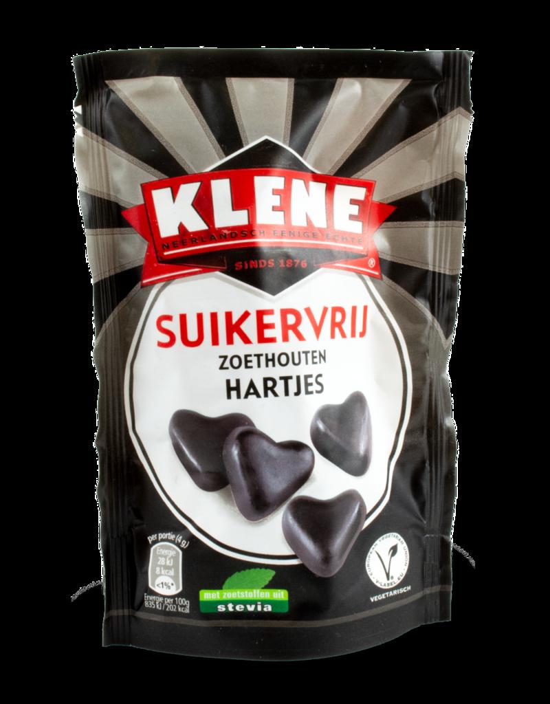 Klene Klene Hartjes Sugar Free 150g