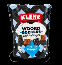 Klene Woordoekkers Zout & Salmiak 220g