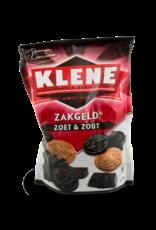 Klene Klene Zakgeld Zoet & Zout 250g