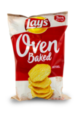 Lays Lays Oven Baked Natural 150g