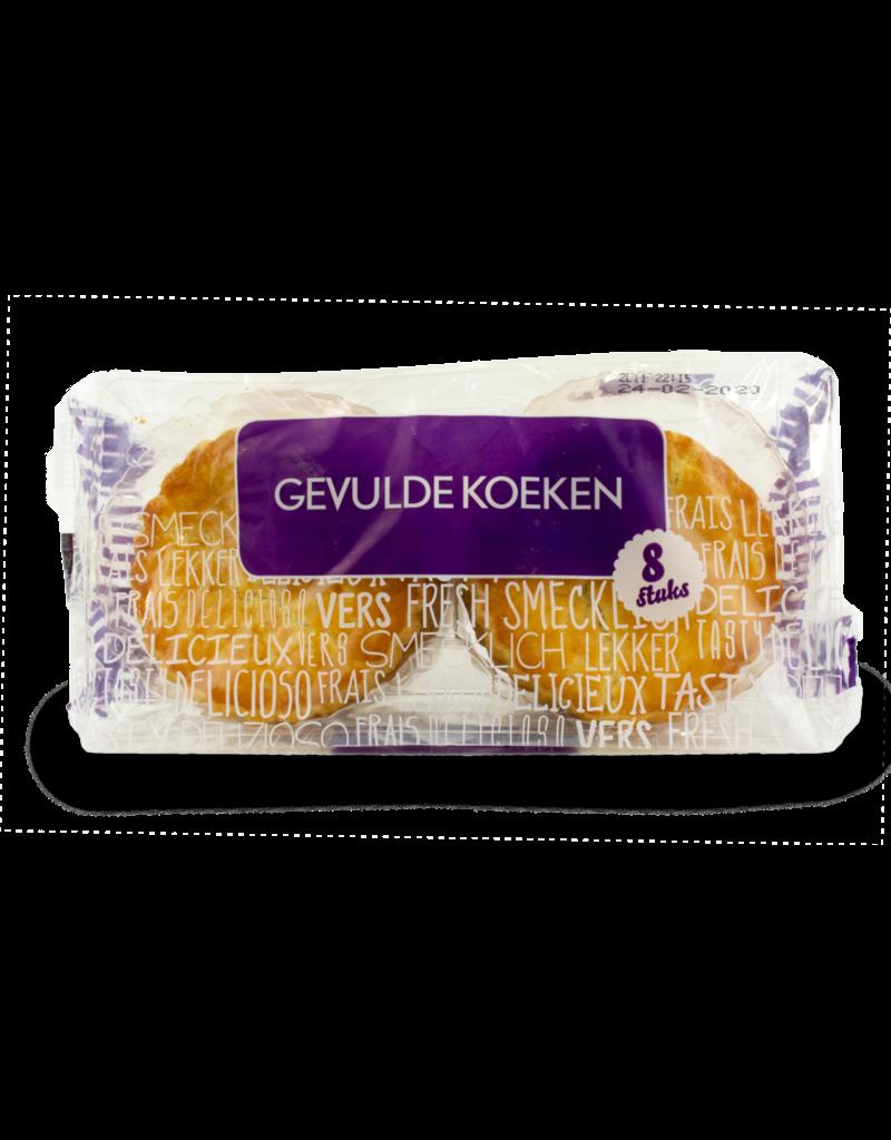 Merkloos Merkloos Gevulde Koek (Almond Cookies) 400g