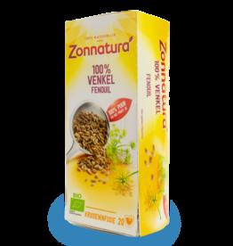 Zonnatura Zonnatura Fennel Seeds 27g