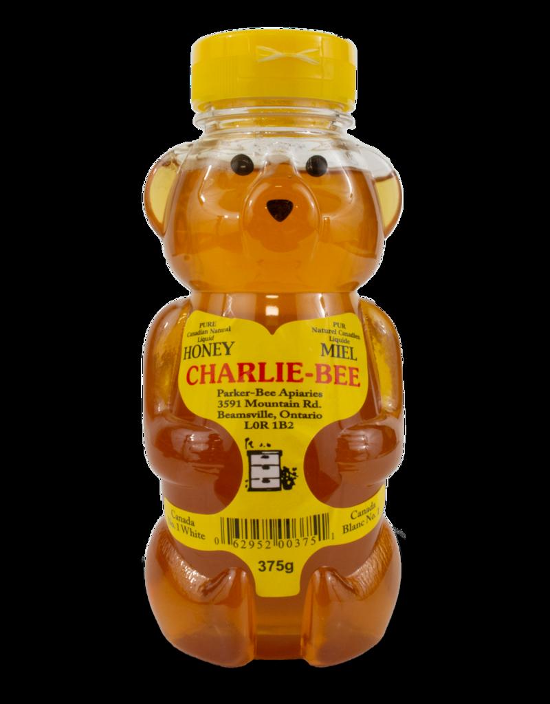Charlie Charlie Bee Honey Bear 375g