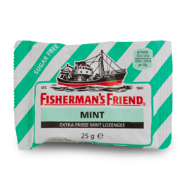 Fisherman's Friend Fisherman's Friend Mint Sugar Free 25g