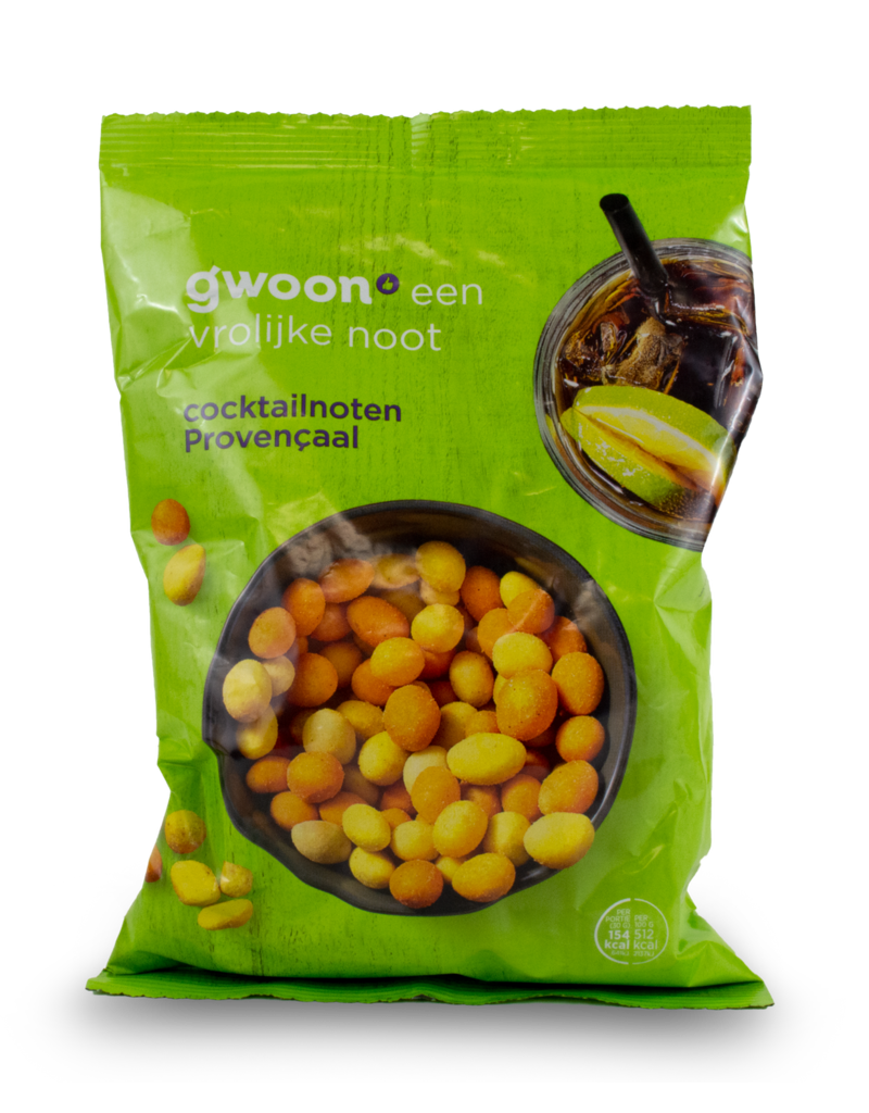 Gwoon Gwoon Cocktail Nuts - Provincale 300g