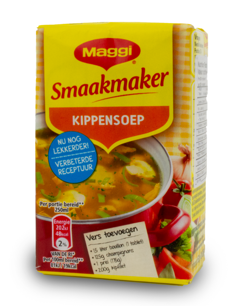 Maggi Maggi Smaakmaker Soup Mix - Chicken 72g