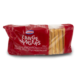 Jeurgens Lady Fingers 400g