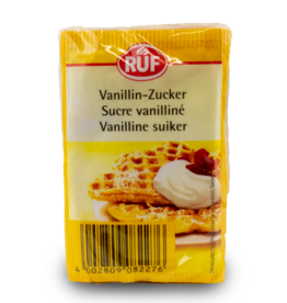 Ruf Vanilla Sugar 10x8g