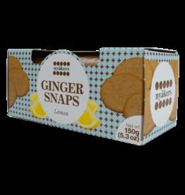 Nyakers Ginger Snaps Lemon 150g