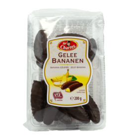 Sir Charles Gelee Bananen Chocolate Jelly Bananas 200g