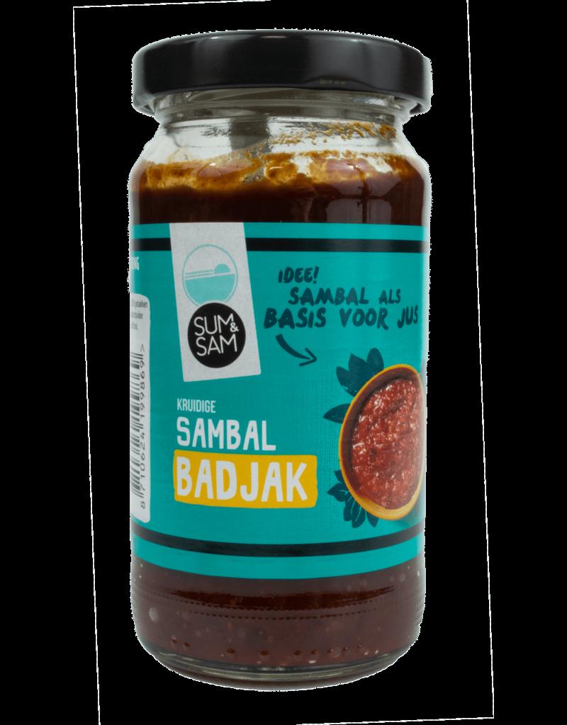 Sum & Sam Sum & Sam Sambal Badjak 200g