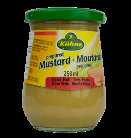 Kuhne Mustard - Extra Hot 250ml