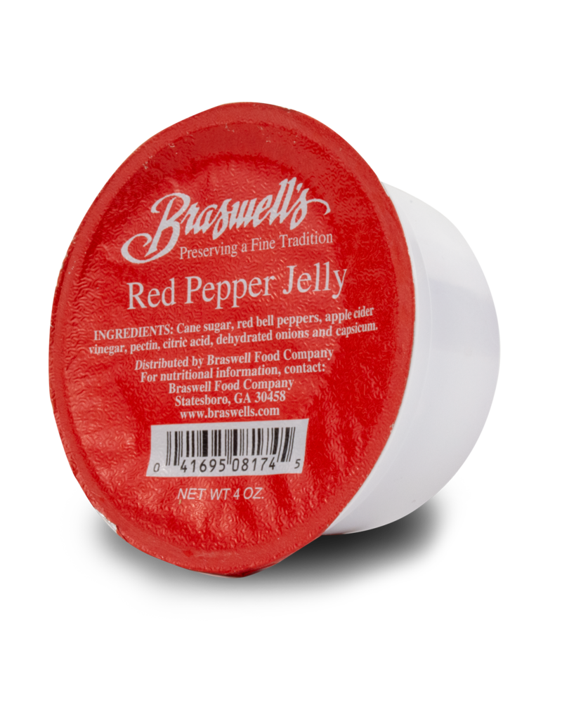 Braswell's Braswell's Red Pepper Jelly 4oz