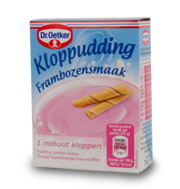 Dr Oetker Raspberry Pudding Mix