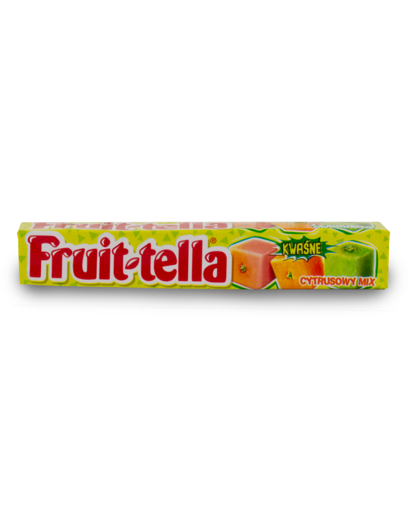 Fruittella Fruittella Citrus Mix