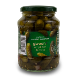 Gwoon Cocktail Gherkins 320g