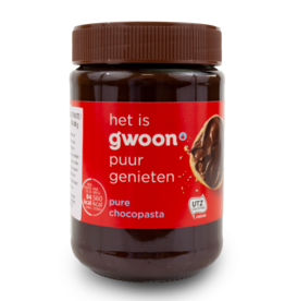 Gwoon Dark Chocolate Spread 400g