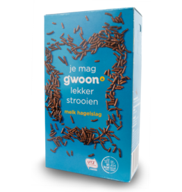 Gwoon Milk Chocolate Sprinkles 400g