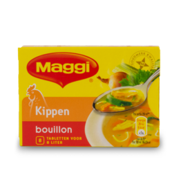 Maggi Chicken Bouillon 8 Pack