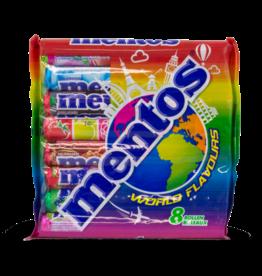 Mentos World Flavours 8pk