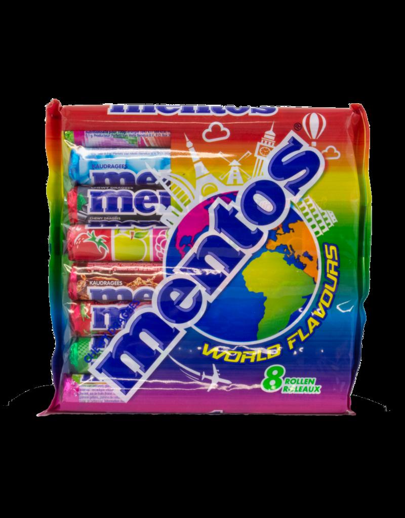 Mentos Mentos World Flavours 8pk