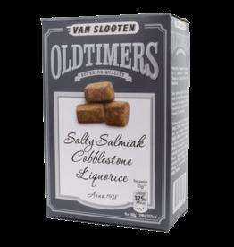 Oldtimers Salmiak Cobblestone Liquorice 225g