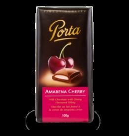 Porta Chocolate Bar - Cherry Filled 100g