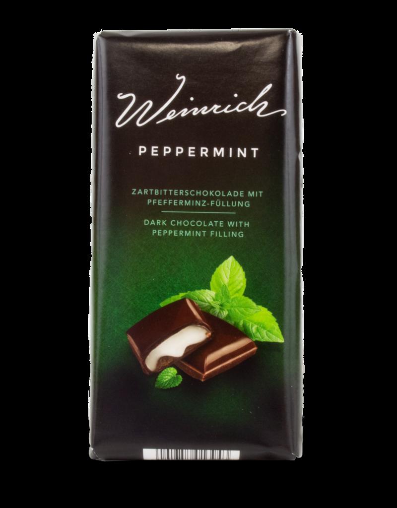 Porta Porta Chocolate Bar - Mint Filled 100g