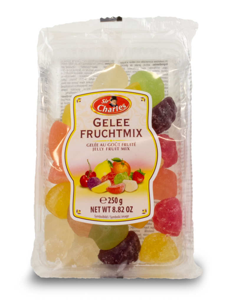 Sir Charles Sir Charles Jelly Fruit Mix 250g