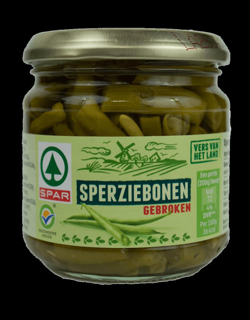 Spar Spar Green Beans 210ml