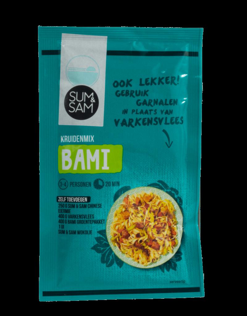 Sum & Sam Sum & Sam Bami Spice Mix 22g