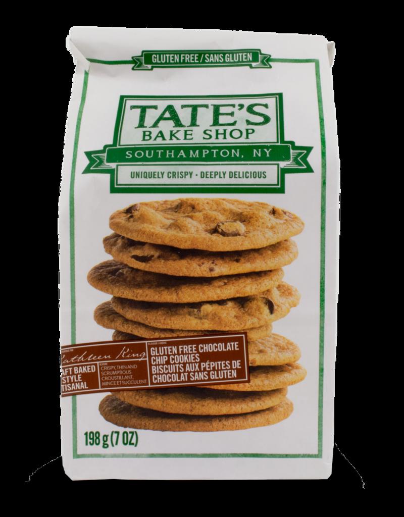 Tate's Tate's Gluten Free Chocolate Chip Cookies 198g