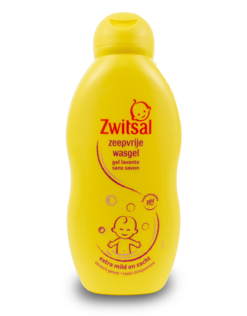Zwitsal Zwitsal Soap Free Washing Gel 200ml