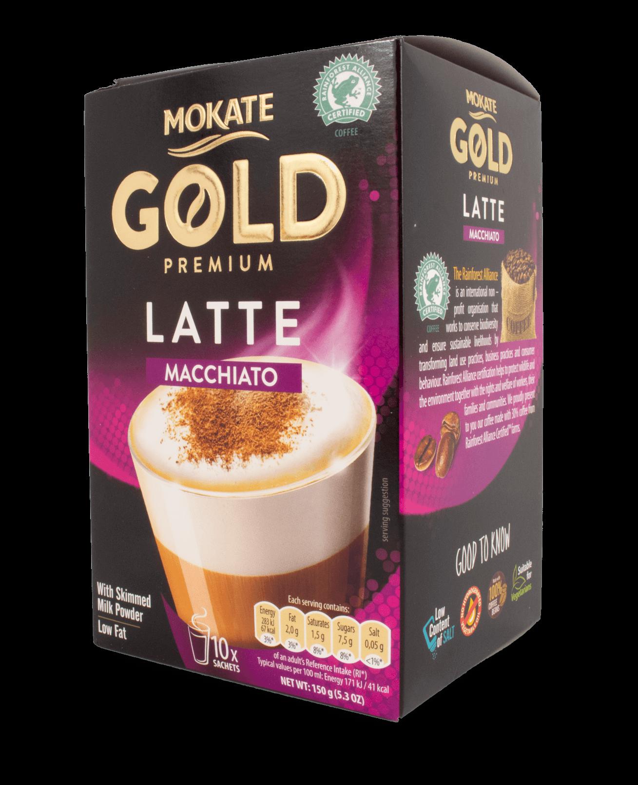 Mokate Instant Latte