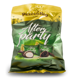 "Pszczolka ""After Party"" Chocolate Mints 100g"