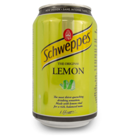 Schweppes Lemon 330ml