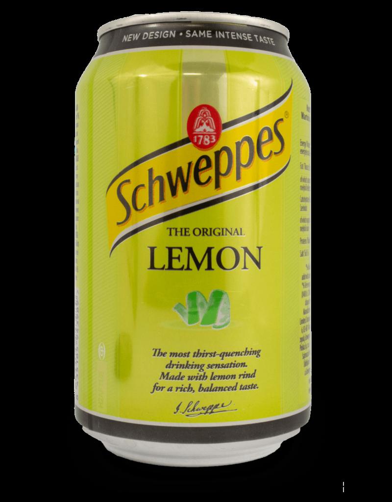 Schweppes Schweppes Lemon 330ml