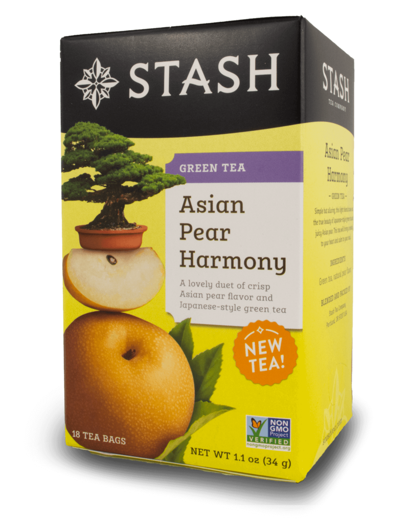 Stash Stash Asian Pear Harmony Tea 30g