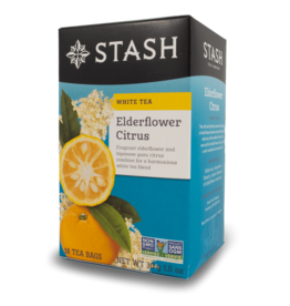 Stash Elderflower Citrus Tea 30g