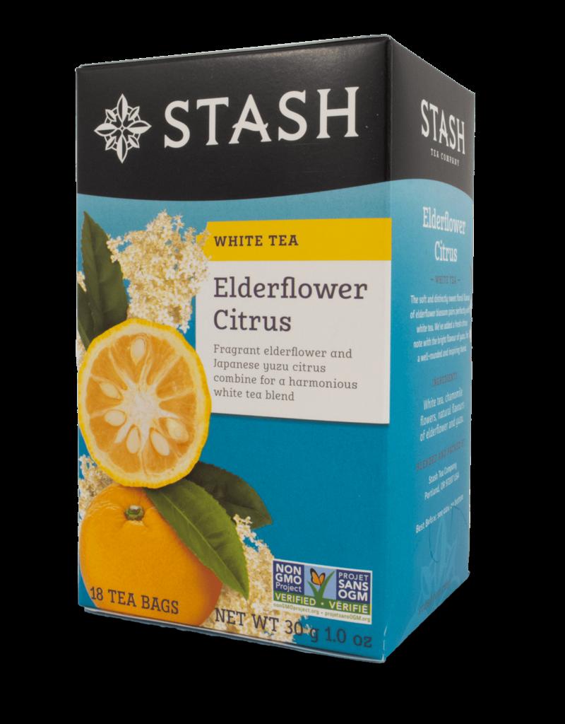 Stash Stash Elderflower Citrus Tea 30g
