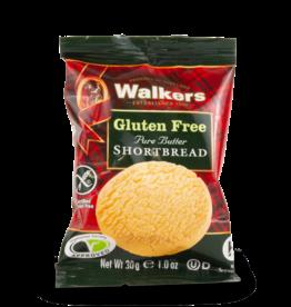 Walkers Gluten Free Shortbread 2pk 30g