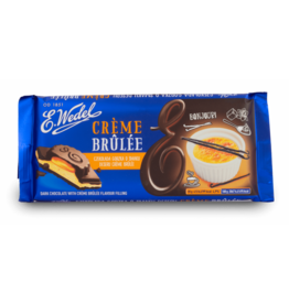 Wedel Chocolate - Creme Brulee 100g