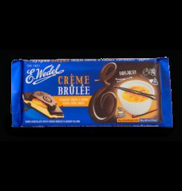 Wedel Chocolate - Dark with Creme Brulee 100g