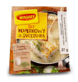 Winiary Dill Sauce Mix 27g