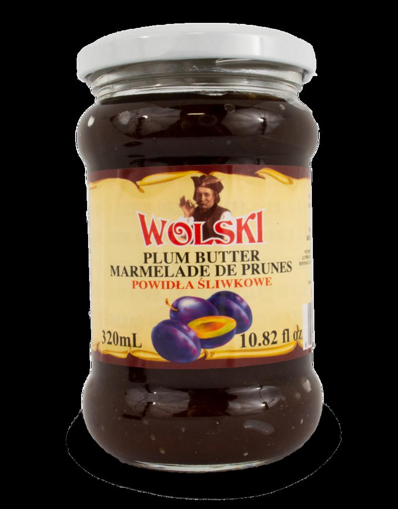Wolski Wolski Plum Butter 320ml