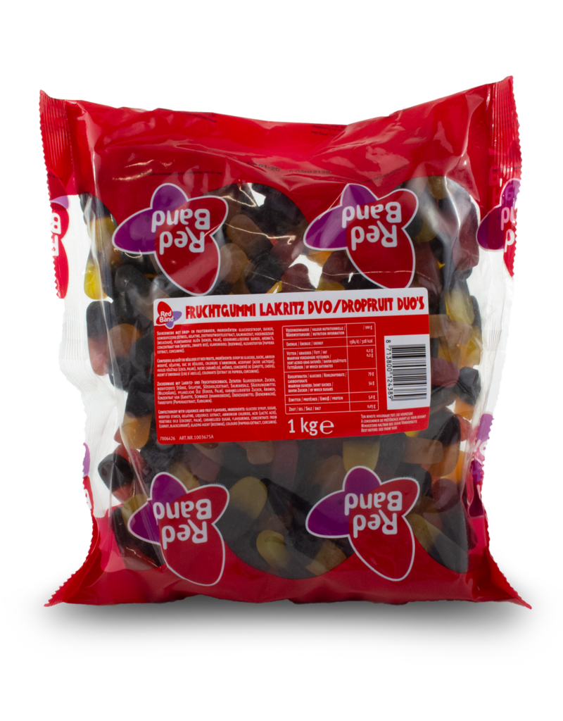 Red Band Red Band Dropfruit Duos 1kg